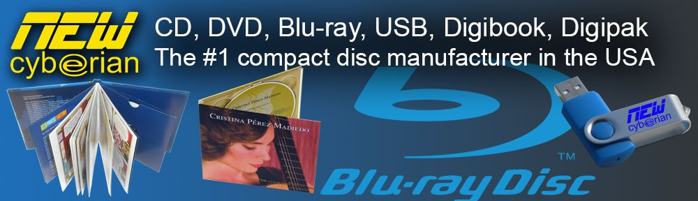 CD DVD Blu-ray USB Replication and Duplication