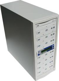 1 to 7 cd duplicator