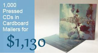 cd jacket promotion