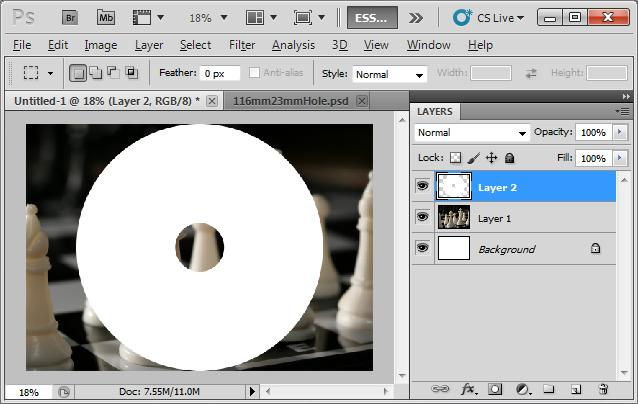 How To Use Photoshop Design Cd Label For Duplication Replication