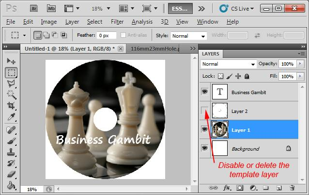 How to Design CD Label Using Photoshop for CD Replication or CD – Abel Templates Psd