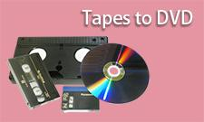 tapes to dvd conversion