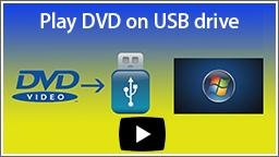 play dvd on usb